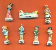 Serie Incomplète De 7/15 Feves Contes Des Rois 2 1996 - History