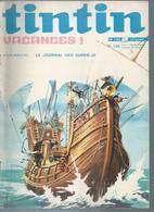 TINTIN   N°  1183  - DANY / GREG  -   JUILLET 1971 - Tintin