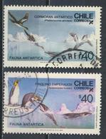 °°° CILE CHILE - Y&T N°751/52- 1986 °°° - Cile