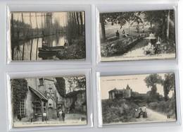 100 CP De CÔTE D'OR Lot N° 2 - Cartes Postales