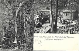 1905/15 - WRKOC  Okres Usti Nad Labem  Workotsch In Wannow , Gute Zustand, 2 Scan - Tschechische Republik
