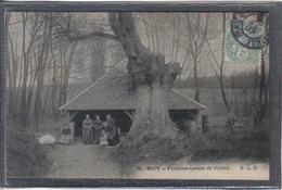 Carte Postale 94. Sucy  Fontaine Lavoir De Villers  Très Beau Plan - Sucy En Brie