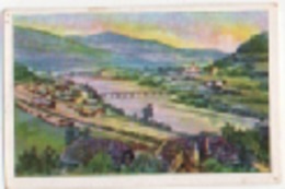 Zigarettenfabrik W. Lande Dresden: Deutschtum Im Ausland, Bild 88: Unterdrauburg Carnten (Dravograd, Slovenia, Carinzia) - Cigarette Cards