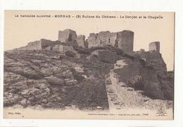 France 84 - Mornas - Ruines Du Château - Le Donjon Et La Chapelle   : Achat Immédiat - France