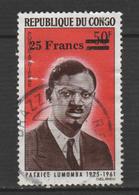 "CONGO P.A N°31 ""P . LUMUMBA"" - Congo - Brazzaville"