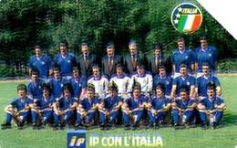 *ITALIA - SIP: ITALIA '90 - IP CON L'ITALIA* - Scheda Usata (NON CLASSIFICATA) - Italië