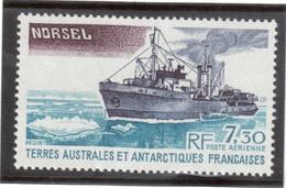 """B1 - TAAF - PA64** MNH De 1980 - Bateau Le """" NORSEL """" - Terres Australes Et Antarctiques Françaises (TAAF)"""