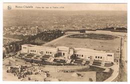 CPA : NAMUR Citadelle - Vue D'ensemble Sur Le Stade Des Jeux Et Le Théâtre D'été Ou De Verdure ( En Représentation ) - Namen
