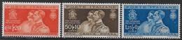 Italia Italy 1930 Regno Nozze Umberto Maria Jose Sa N.269-271 Completa Nuova MH * - Nuovi