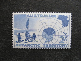 Territoire Antarctique Australien: TB N° 1, Neuf X. - Australian Antarctic Territory (AAT)