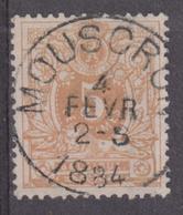 28  MOUSCRON 1884 - 1869-1888 León Acostado
