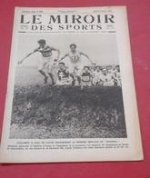 Miroir Des Sports N°86 23 Février 1922 Course Côte Allauch,Helicoptère Pescara,As Du Volant Hemery,Nazarro,Seagraves... - Sport