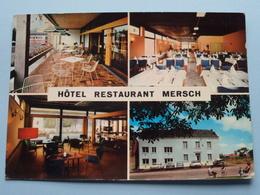 Hotel-Restaurant MERSCH Consdorf - Prop. Alex Faber-Vandersmissen ( 3319 - Kraus ) Anno 1975 ( Zie / Voir Photo ) ! - Echternach