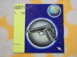 Catalogue Arme Pistolet BERETTA Modele 951 9m/m - Publicités