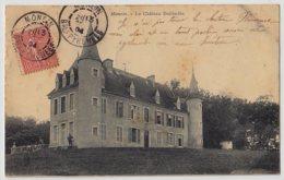64 - B56025CPA - MONEIN - Le Chateau Dabbadie, Carte Pionniere - Bon état - PYRENEES-ATLANTIQUES - France