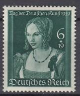 DR 700, Postfrisch **, Tag Der Deutschen Kunst 1939 - Germany