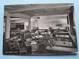 Hotel Tea Room Restaurant Du Théâtre Luzern Theaterstrasse 12 ( Laubacher ) Anno 19?? ( Zie / Voir Photo ) ! - LU Lucerne