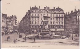 CPA - 342. Lyon Place Des Jacobins - Lyon