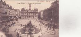 CPA - 5279. LYON - Place Des Terreaux - Lyon