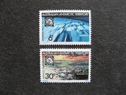 Territoire Antarctique Australien: TB Paire N° 19 Et N° 20, Neufs XX. - Territoire Antarctique Australien (AAT)