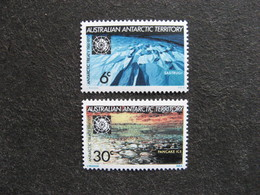 Territoire Antarctique Australien: TB Paire N° 19 Et N° 20, Neufs XX. - Unused Stamps