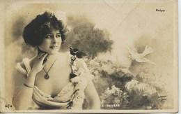 11231 - Spectacle -  Opéra Comique - E. DEVERE   - Photo De REUTLINGER , Paris  - Circulée En 1905 - Opera