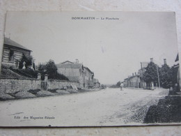 DOMMARTIN - La Planchette - France