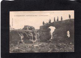 81517   Francia,  St-Palais-sur-Mer,  Le Pont Du Diable,  NV - Saint-Palais-sur-Mer