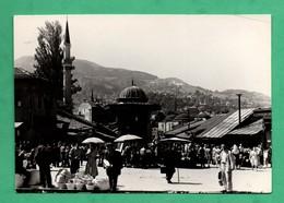 Bosnie  Sarajevo ( Format 10,5cm X 15cm ) - Bosnia And Herzegovina