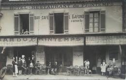 BRIVE HOTEL RESTAURANT DU PRINTEMPS L.GAFOND ANIME - Brive La Gaillarde