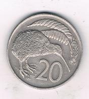 20 CENTS 1978 NIEUW ZEELAND //7843/ - New Zealand