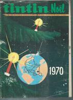 TINTIN   N°  1154  -  MITTEI  -   DECEMBRE 1970 - Tintin