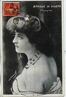 11236 - Spectacle - OLYMPIA - MARCELLE DE VILLERS  - Photo MANUEL- Paris    - Circulée En 1906 - Opera