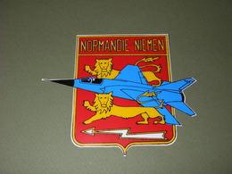 Autocollant Escadron 2/30 Normandie-Niémen - Aviation