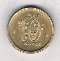 10 KRONOR 2006 ZWEDEN /7849/ - Suède