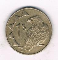 1 DOLLAR 2006 NAMIBIE /7857/ - Namibia