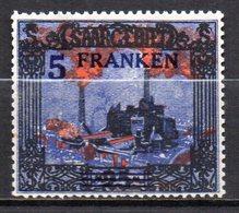Col10    Sarre  N° 82  Neuf X MH  Cote : 31,00 Euro Cote 2015 - Unused Stamps