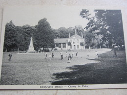 ECOUCHE - CHamp De Foire - Ecouche