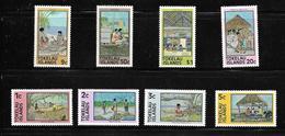 TOKELAU 1976 COURANTS  YVERT N°49/56  NEUF MNH** - Tokelau