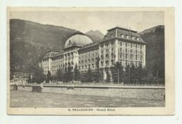 S.PELLEGRINO - GRAND HOTEL 1927 VIAGGIATA FP - Bergamo