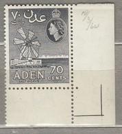 ADEN 1964 Mill MNH (**) Mi 84, SG 83 #23236 - Aden (1854-1963)