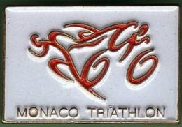 MONACO  TRIATHLON - Athletics