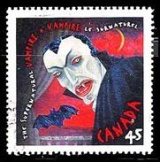 Canada (Scott No.1665 - Le Surnaturel / The Supernatural) (o) - 1952-.... Règne D'Elizabeth II
