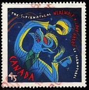 Canada (Scott No.1666 - Le Surnaturel / The Supernatural) (o) - 1952-.... Règne D'Elizabeth II