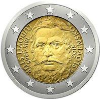2 Euro UNC 2015 (200th Birthday Of Revivalist Ľudovít Štúr) - Slovaquie