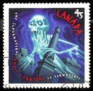 Canada (Scott No.1667 - Le Surnaturel / The Supernatural) (o) - 1952-.... Règne D'Elizabeth II