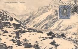 Chili / Belle Oblitération - 02 - Laguna Del Portillo - Chile