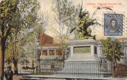 Chili / Belle Oblitération - 04 - Santiago - Alameda Estatua Del Jeneral O Higgins - Chile