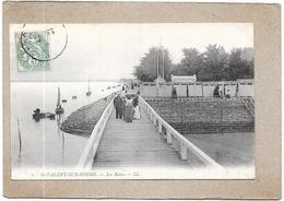 SAINT VALERY SUR SOMME - 80 -  Les Bains   - DELC5** -- - Saint Valery Sur Somme