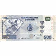 TWN - CONGO DEM. REP. 96A - 500 Francs 4.1.2002 PG-S (HdM) UNC - Congo